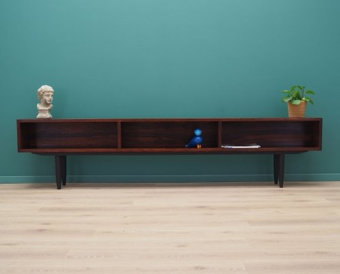 Rosewood bookcase, Danish design 60's