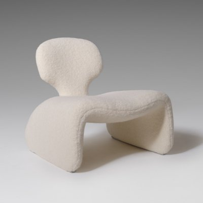 'Djinn' easy chair by Olivier Mourgue for Airborne