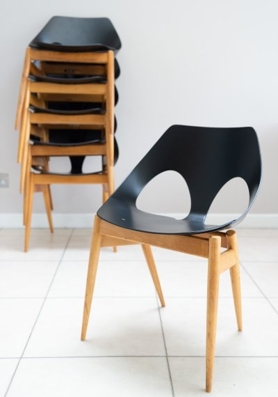 Jason chairs by Carl Jacobs for Kandya, 1950s