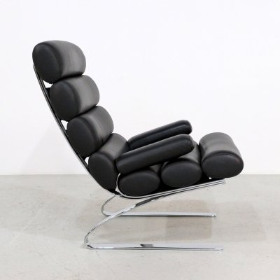 Sinus lounge chair by Reinhold Adolf for COR, 1990s