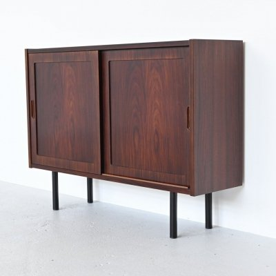 Carlo Jensen for Hundevad & Co rosewood cabinets, Denmark 1960