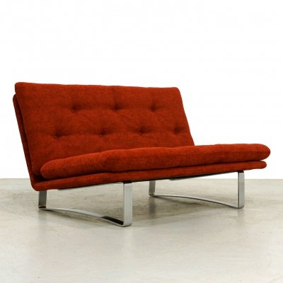 2 x C684 sofa by Kho Liang Ie for Artifort, 1960s