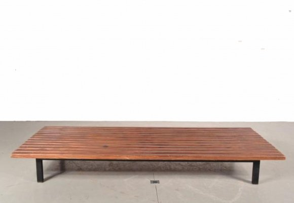 Charlotte Perriand Cansado bench, 1950s