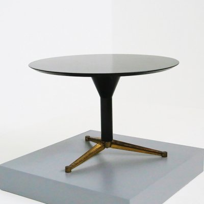Round Dining Table by Melchiorre Bega, 1950s