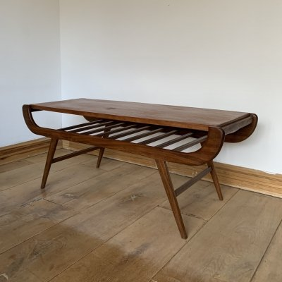 Louis Van Teeffelen Coffee Table, 1960's