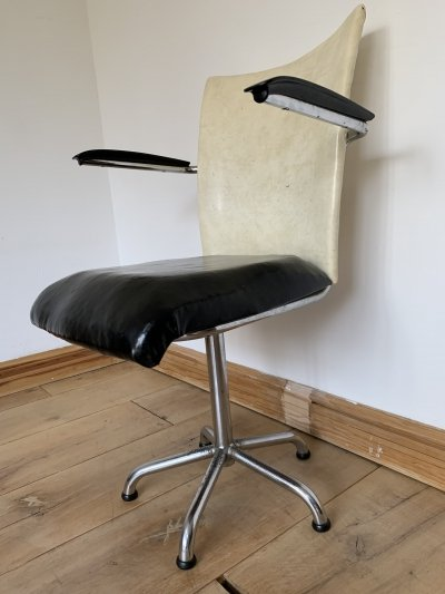 Desk Chair by Gebroeders De Wit, 1960s