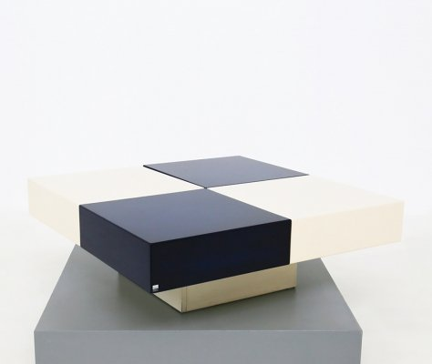 Design collection Coffee Table by Cesare Augusto Nava, 1970s