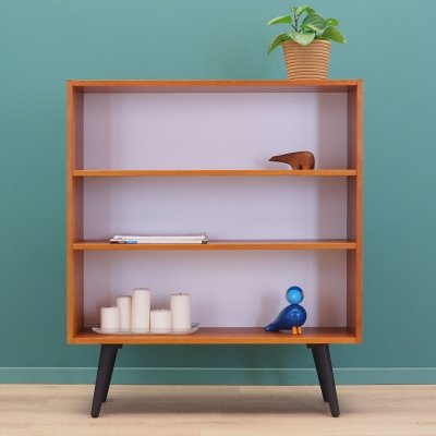 Teak bookcase, Danish design 1970's