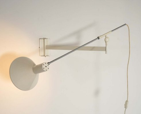 Rare 'Ideaal' wall lamp by Floris Fiedeldij for Artimeta, 1960