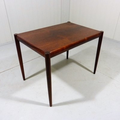 Palissander/ rosewood side table, 1960's