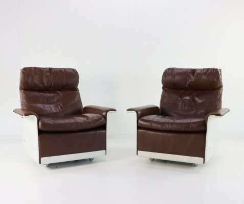 2 x SH (620 series) lounge chair by Dieter Rams for Vitsoe, 1960s