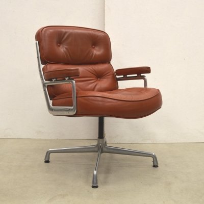ES108 Lobby office chair by Charles & Ray Eames for Herman Miller, 1970s