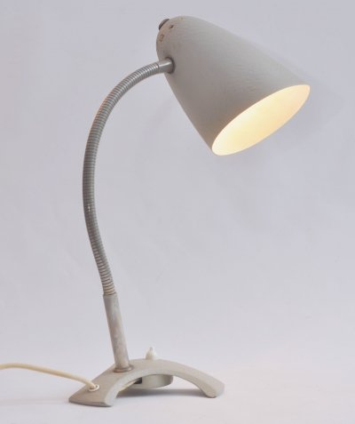 50s tripod desk lamp