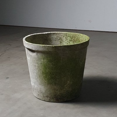 Planter bucket by Willy Guhl, 1960s