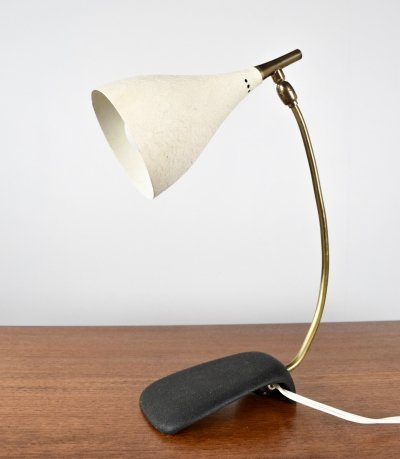 Minimalist Desk Lamp by Gebrüder Cosack, Germany 1950's