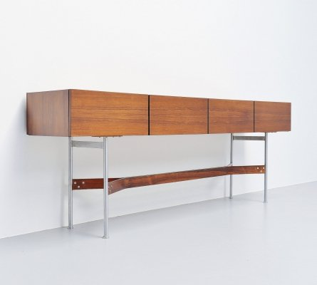 Rudolf Bernd Glatzel double sided sideboard by Fristho, 1962