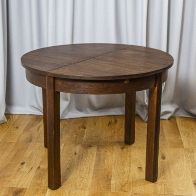 Vintage Dining Table for 4-8, 1960s