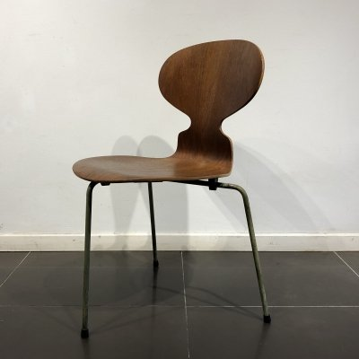 1st Edition 'Ant' Chair by Arne Jacobsen for Fritz Hansen, 1950s