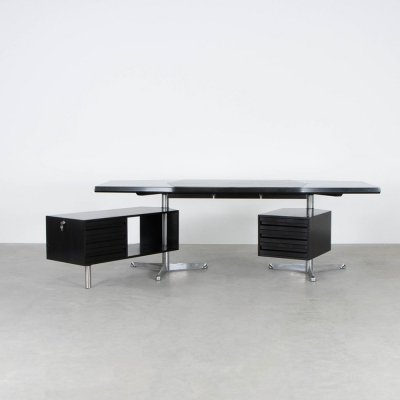 T96 writing desk by Osvaldo Borsani for Tecno, 1960s