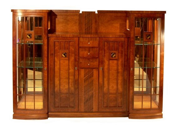 Carpanelli Book Case Cabinet, Italy 1999