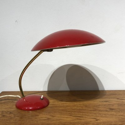 Adjustable Desk Lamp by Christian Dell for Kaiser Idell, 1930s