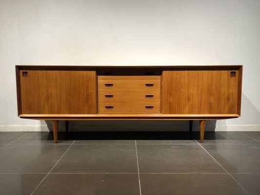 Danish Teak Sideboard by Clausen & Søn, 1960s