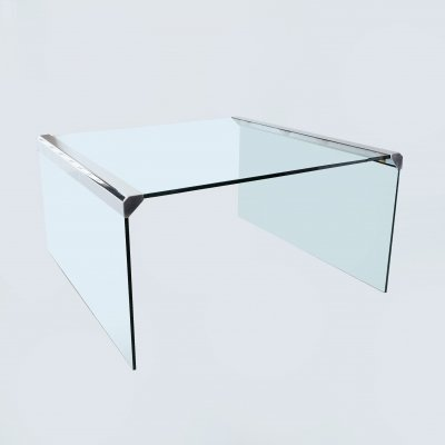 T33 Italian Coffee Table by Pierangelo Gallotti for Gallotti & Radice, 1980s