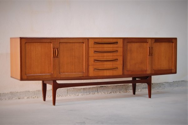 Classic mid-century G Plan sideboard, 1970s
