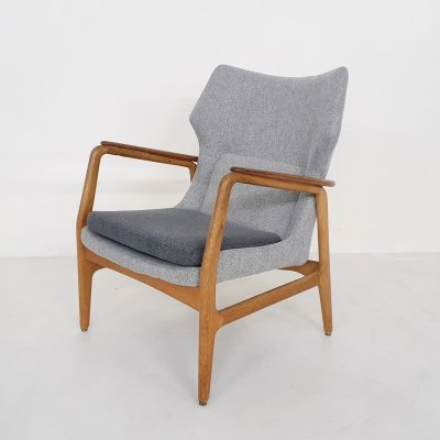 Aksel Bender Madsen for Bovenkamp lounge chair 'Edith', The Netherlands