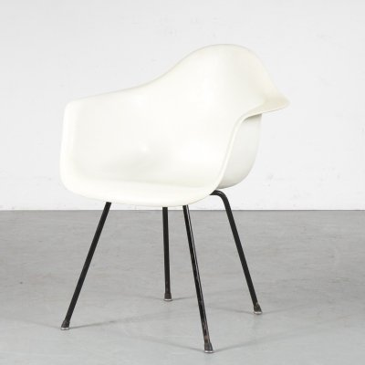 1950s Rare Eames Zenith Side Chair for Herman Miller, USA