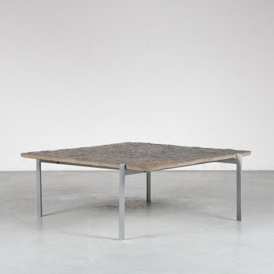 PK61 coffee table by Poul Kjærholm for E. Kold Christensen, 1960s