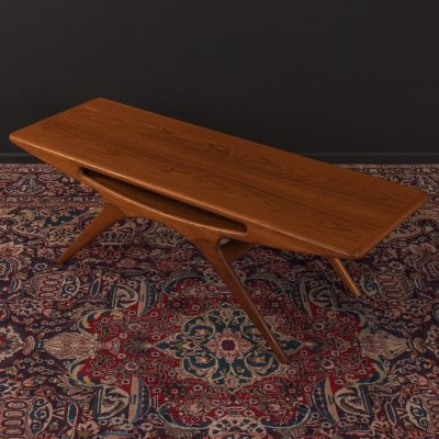 1960s coffee table by Johannes Andersen