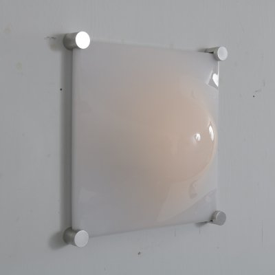 1970s 'Bolla' Wall / Ceiling lamp by Elio Martinelli for Martinelli, Italy