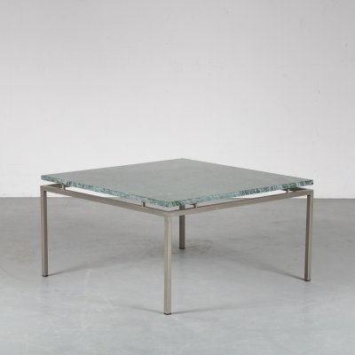 1960s Coffee table with marble top