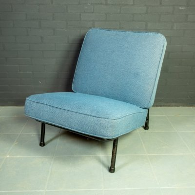 Easy chair by Alf Svensson for Dux, Sweden 1950s
