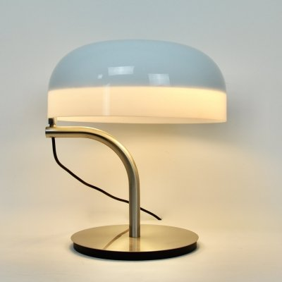 Adjustable Professional Table Lamp by Gaetano Sciolari for Valenti Luce, 1972