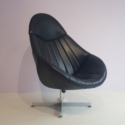 Punto Armchair by Rudolf Wolf for Rohé Noordwolde, 1950s