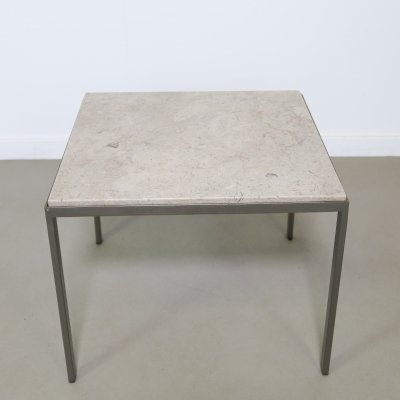 Small Artimeta side-table with marble top