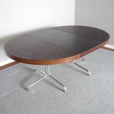 Dining Table by Dieter Waeckerlin, 1960s