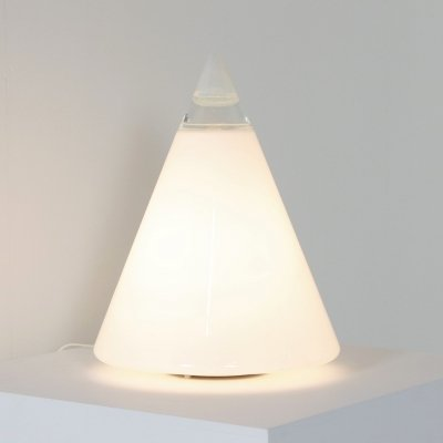 Large table lamp 'Rio' by Giusto Toso for Leucos Italy