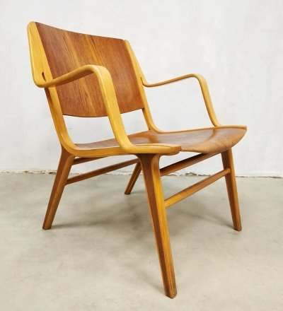 Midcentury design Ax Chair by Peter Hvidt & Orla Mølgaard-Nielsen
