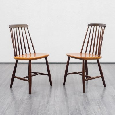 Set of two chairs, 1960s