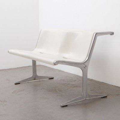 Friso Kramer Bench Model 1200 for Wilkhahn, 1967