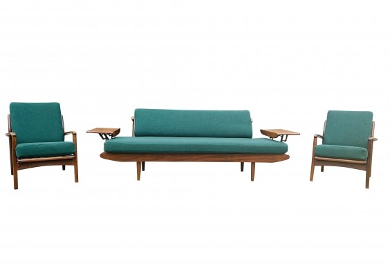 Toothill Three Piece seating group, 1960s