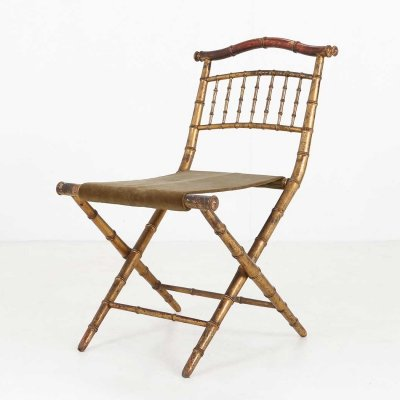 Vintage dining chair, 1940s