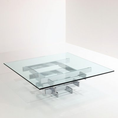 Coffee table by David Hicks, 1960s