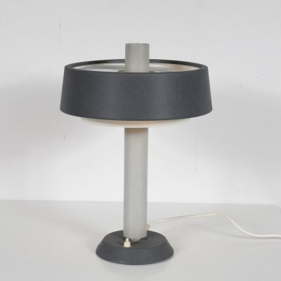 Table lamp by Hiemstra Evolux, the Netherlands 1960s