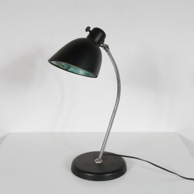 Table lamp by Christian Dell, Germany 1930s