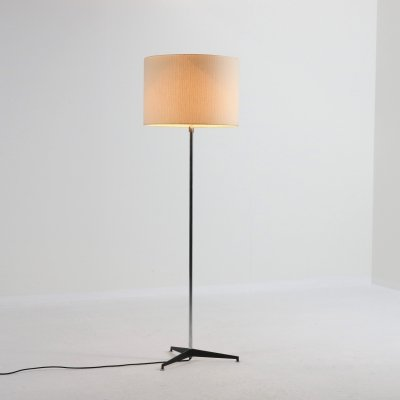 Large floor lamp by Staff Leuchten, Germany 1960s