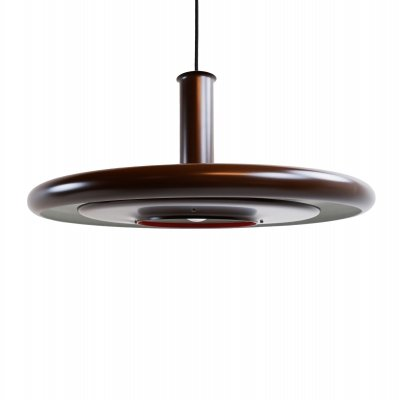 Danish 'Optima' pendant by Fog & Morup, 1970s